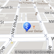 Map Cannareupstore Portland, United States