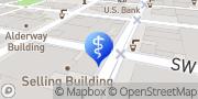 Map Allmed Healthcare Management Portland, United States