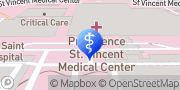 Map Providence Laboratory at St. Vincent Medical Center Portland, United States