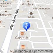 Map Anthony Dunkin-Moscato Beaverton, United States