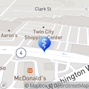 Map Marija Mitic Longview, United States