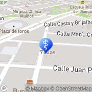 Map CEINTER Santa Cruz de Tenerife, Spain