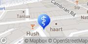 Map Awaken Minds Eye Newport, United Kingdom