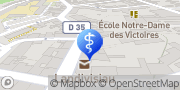 Carte de Amplifon Landivisiau, France