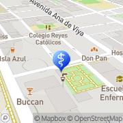 Map Miguel Angel Romero Cabrera Cádiz, Spain