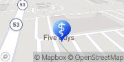 Map Aspen Dental Hanover, United States
