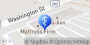Map Aspen Dental Rochester, United States