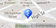 Map Infrared Saunas of Boston MA Boston, United States