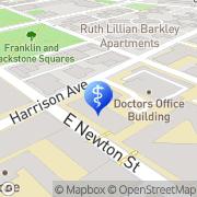 Map Michael D Klein, MD Boston, United States