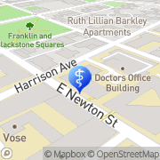 Map Katherine L Modzelewski, MD Boston, United States