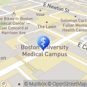 Map Megan E Young, MD Boston, United States