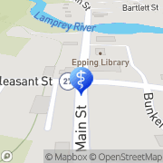 Map Epping General Dentistry Epping, United States