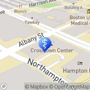 Map Pablo A Buitron de la Vega, MD Boston, United States