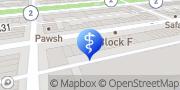 Map Newbury Dental Associates Boston, United States