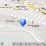 Map Simita Chikersal Medford, United States