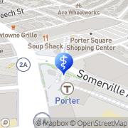 Map Kool Smiles Cambridge, United States