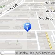 Map Richard J. Kudler, DMD Manchester, United States