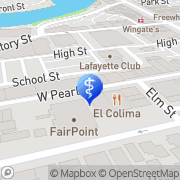 Map Allcare Dental and Dentures Nashua, United States