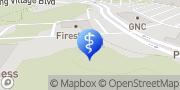 Map Aspen Dental North Smithfield, United States