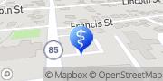 Map Ayotte Dental Family Dentistry Marlborough, United States