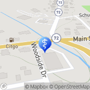 Map Smith Randle DDS Terryville, United States