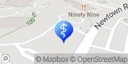 Map Aspen Dental Danbury, United States