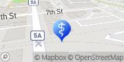 Map Whitehall Dental Arts Garden City, United States