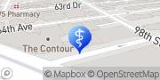 Map Igor Rubinshteyn, MD Rego Park, United States