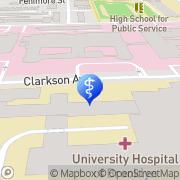 Map Carla L Petterkin-Cald MD Brooklyn, United States