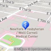 Map Sebron Harrison, MD New York, United States
