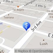 Map Richard H Brent New York, United States