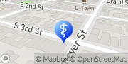 Map Mark Hornfeld Ophthalmologists Brooklyn, United States
