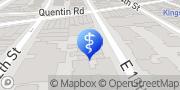 Map Envy Smile Dental Spa Brooklyn, United States
