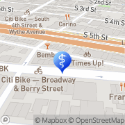 Map Irum Noor, DO Brooklyn, United States