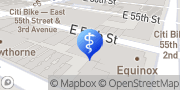 Map Professional Physical Therapy New York, United States