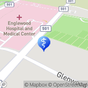 Map Alfred S. Steinberger, MD Englewood, United States