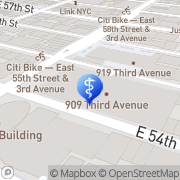 Map The Salerno Center for Complementary Medicine New York, United States