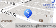 Map NYC Dental Implants Center New York, United States