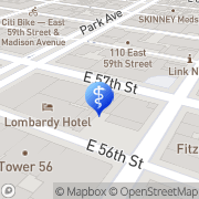 Map ATOMIC Total Fitness New York, United States
