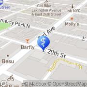 Map Seguritan Dental Arts: Mikhail Seguritan, DDS New York, United States