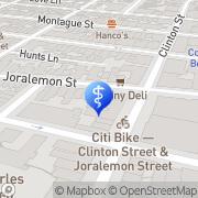 Map Brooklyn GYN Place Brooklyn, United States