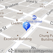 Map Eda Chi Chao New York, United States