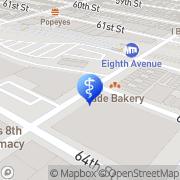 Map Joshua Kalowitz Brooklyn, United States