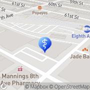 Map POOJA MURTHY, MD - Maimonides Cancer Center Brooklyn, United States