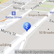 Map Robert Weeman, DDS New York, United States