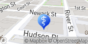 Map Ivy Rehab Physical Therapy Hoboken, United States