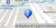 Map Won-Taek Choe, MD Hackensack, United States
