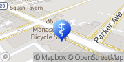 Map Dietrich Opticians Manasquan, United States