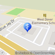 Map Central Jersey Hand Surgery Toms River, United States