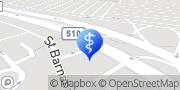 Map Plagiocare Livingston, United States
